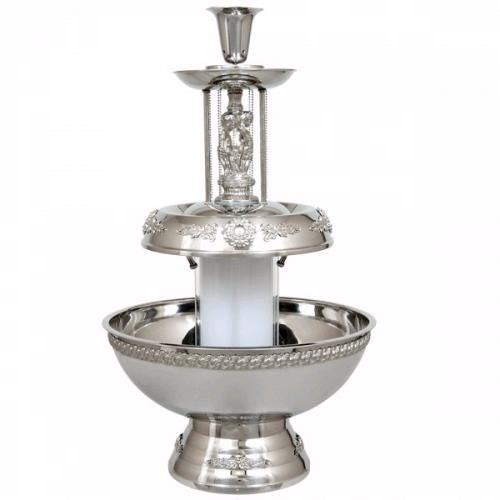 Where to find 5 GAL SILVER FOUNTAIN in Dallas