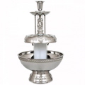 Where to rent 5 GAL SILVER FOUNTAIN in DFW Dallas Texas