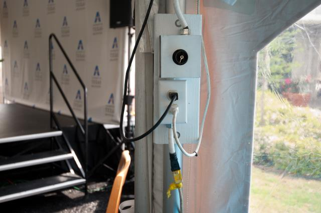 Where to find TENT DIMMER in Dallas
