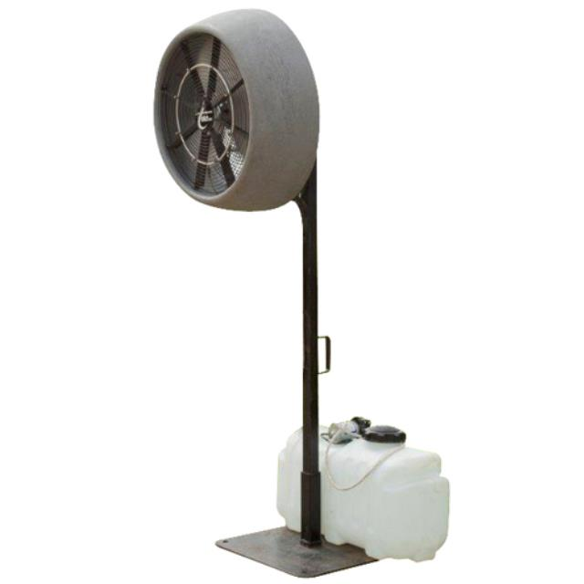 Misting Fans Texas : Fan high powered misting rentals dallas tx where to