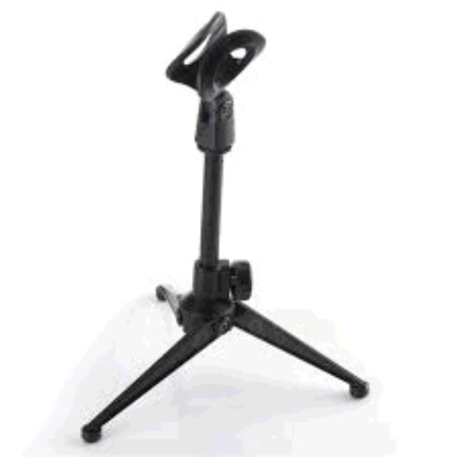 Where to find Table Microphone Stand in Dallas