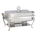 Rental store for 8 Qt Stainless Chafer in Dallas TX
