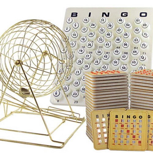 Where to find BINGO SET in Dallas