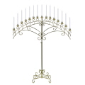 Where to rent 15 LITE FAN CANDELABRA in DFW Dallas Texas