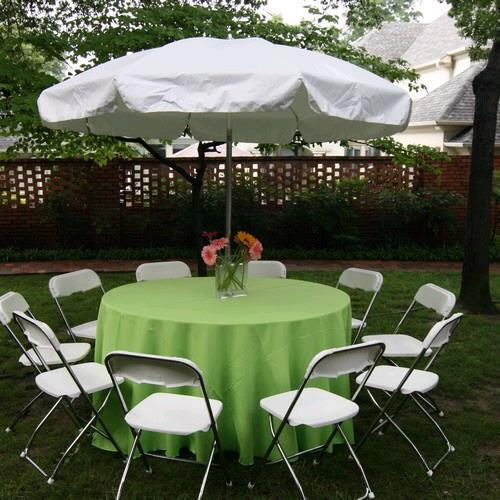Umbrella 60 Inch Round Table Rentals Dallas Tx Where To