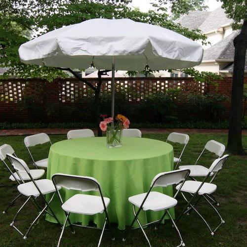 Umbrella 60 Inch Round Table Rentals Dallas Tx Where To