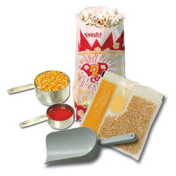 Where to find POPCORN ACCESSORIES in Dallas
