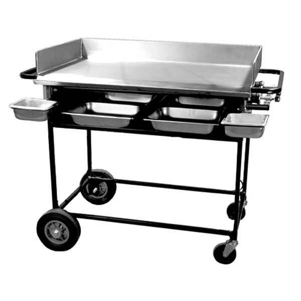 Where to find PORTABLE GAS GRIDDLE 36 X20 in Dallas