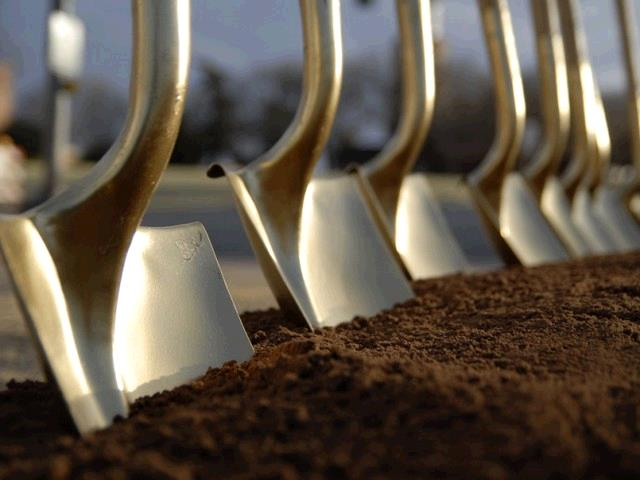 Where to find Shovel For Ground Breaking in Dallas