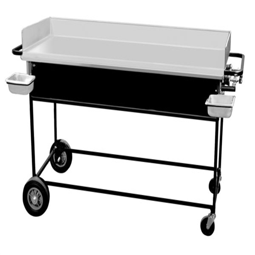 Where to find PORTABLE GAS GRIDDLE 52  X 20 in Dallas