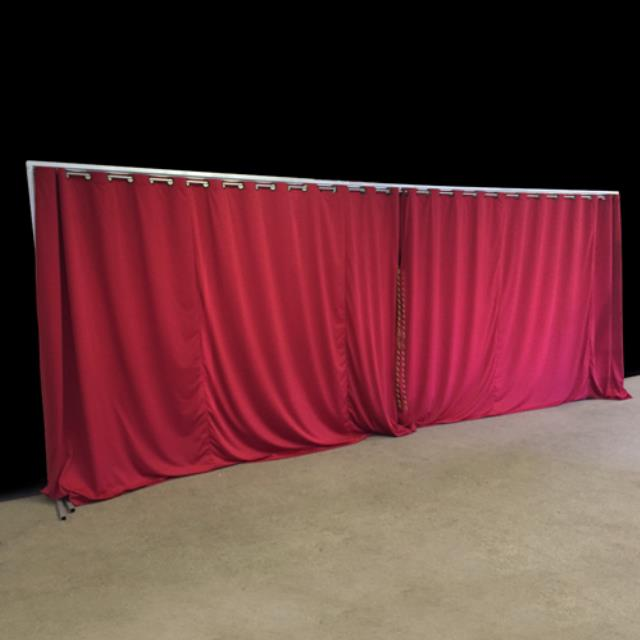 Where to find UNVEILING CURTAIN in Dallas