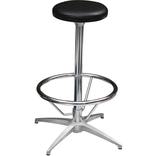 Where to find BAR STOOL, 15  PLASTIC BLACK RD in Dallas