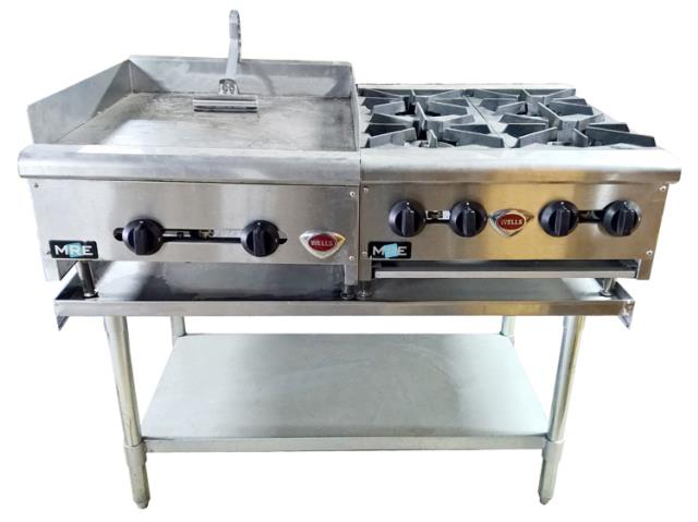 Where to find DUAL SURFACE PROPANE GRILL in Dallas