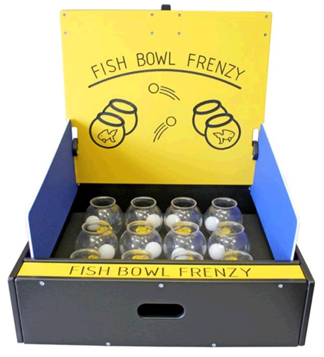 Where to find GAME, FISH BOWL FRENZY in Dallas