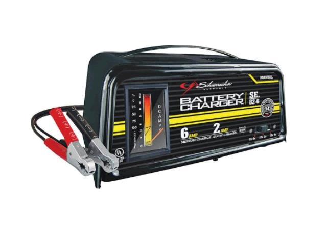 Where to find 6AMP BATTERY CHARGER in Dallas
