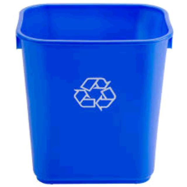 Where to find 3 GALLON RECYCLING CAN in Dallas
